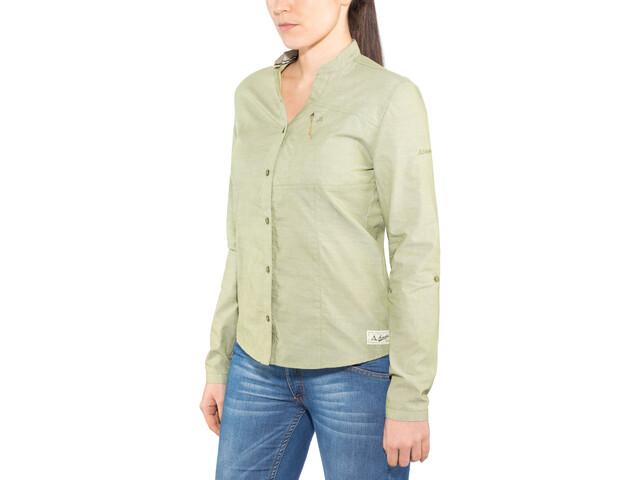 Schöffel Sardinien2 Chemisier Femme, loden green